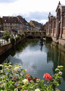 Plaats Colmar in de Elzas